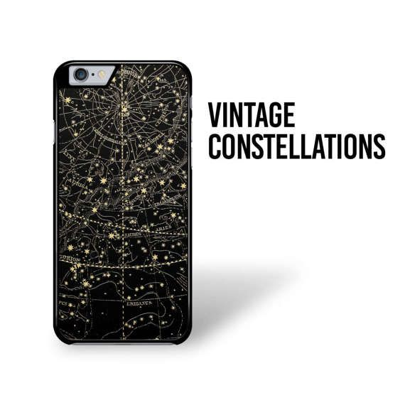 new style ea570 b230d Constellations iPhone Case 7 Constellation iPhone Case 6S Vintage ...