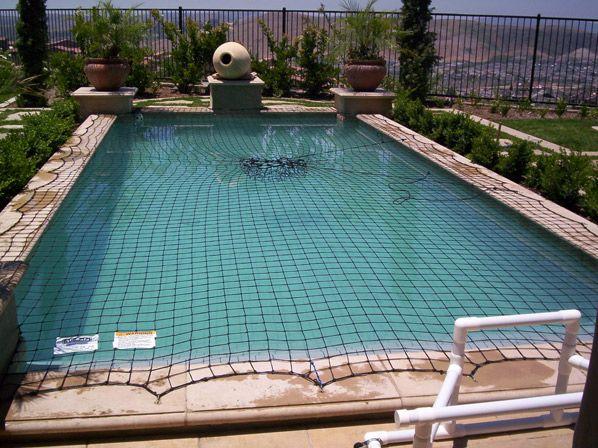 Pool Nets Pool, Pool nets, Backyard pool