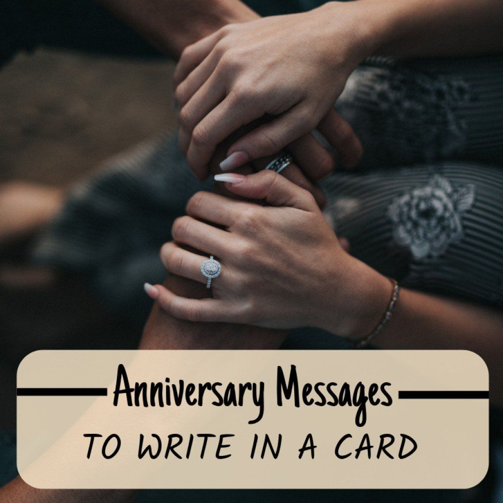 Anniversary Messages to Write in a Card for Your Spouse in