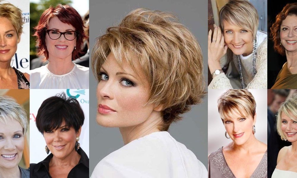 50 fantastici tagli di capelli per over 40 che vi faranno ...