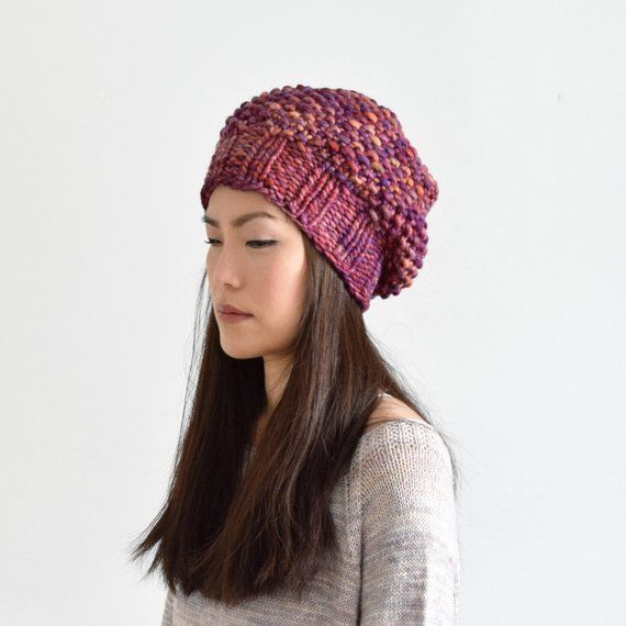 23db33497fa Women s Slouchy Knit Hat