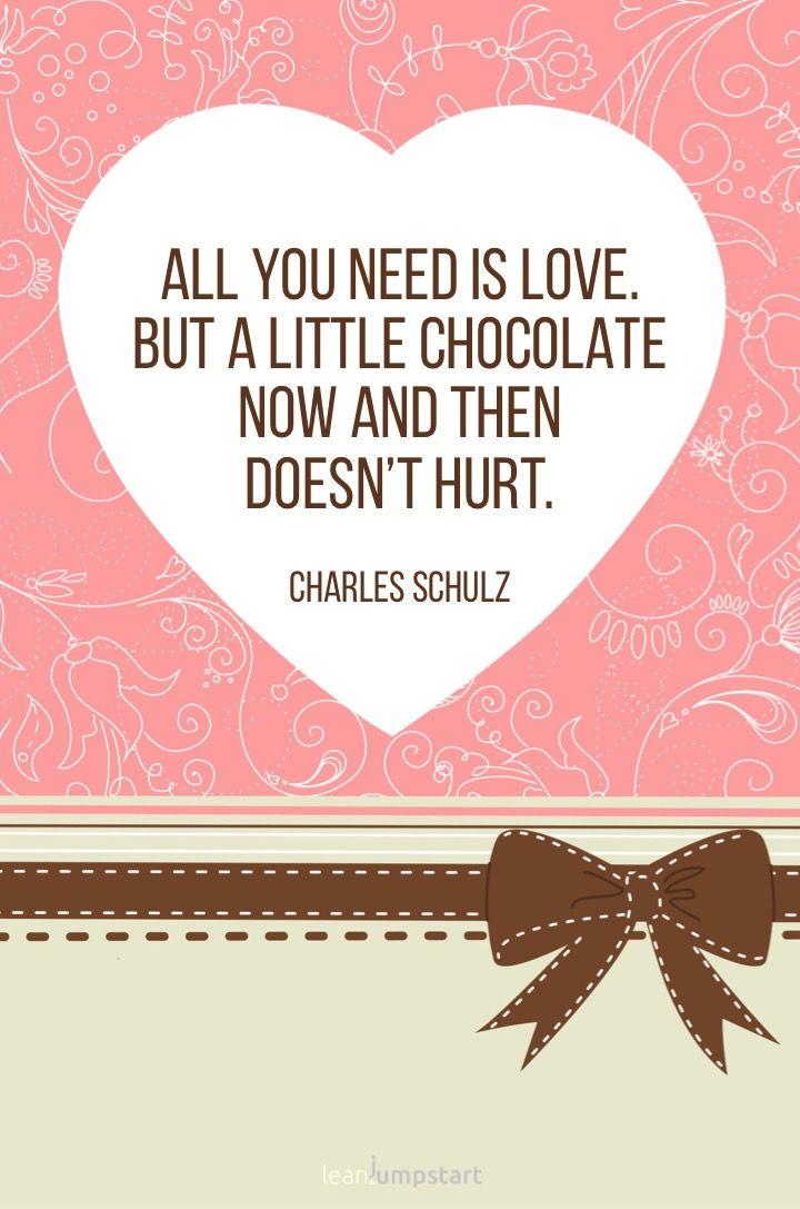 Chocolate Love Quotes Custom Chocolate Love Quote Lovequotes Love Chocolate Happy Life