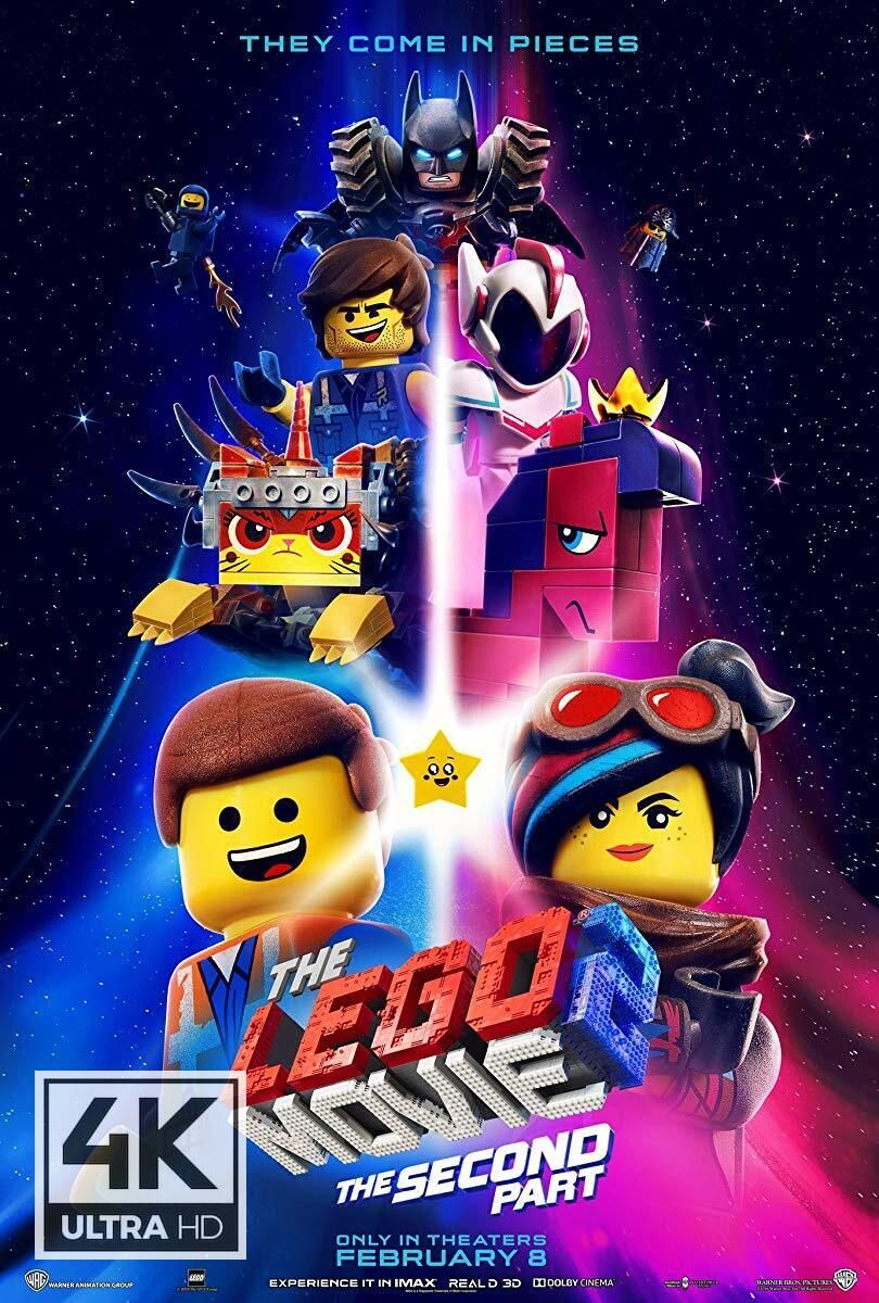 4k Ultra Hd The Lego Movie 2 The Second Part 2019 Watch