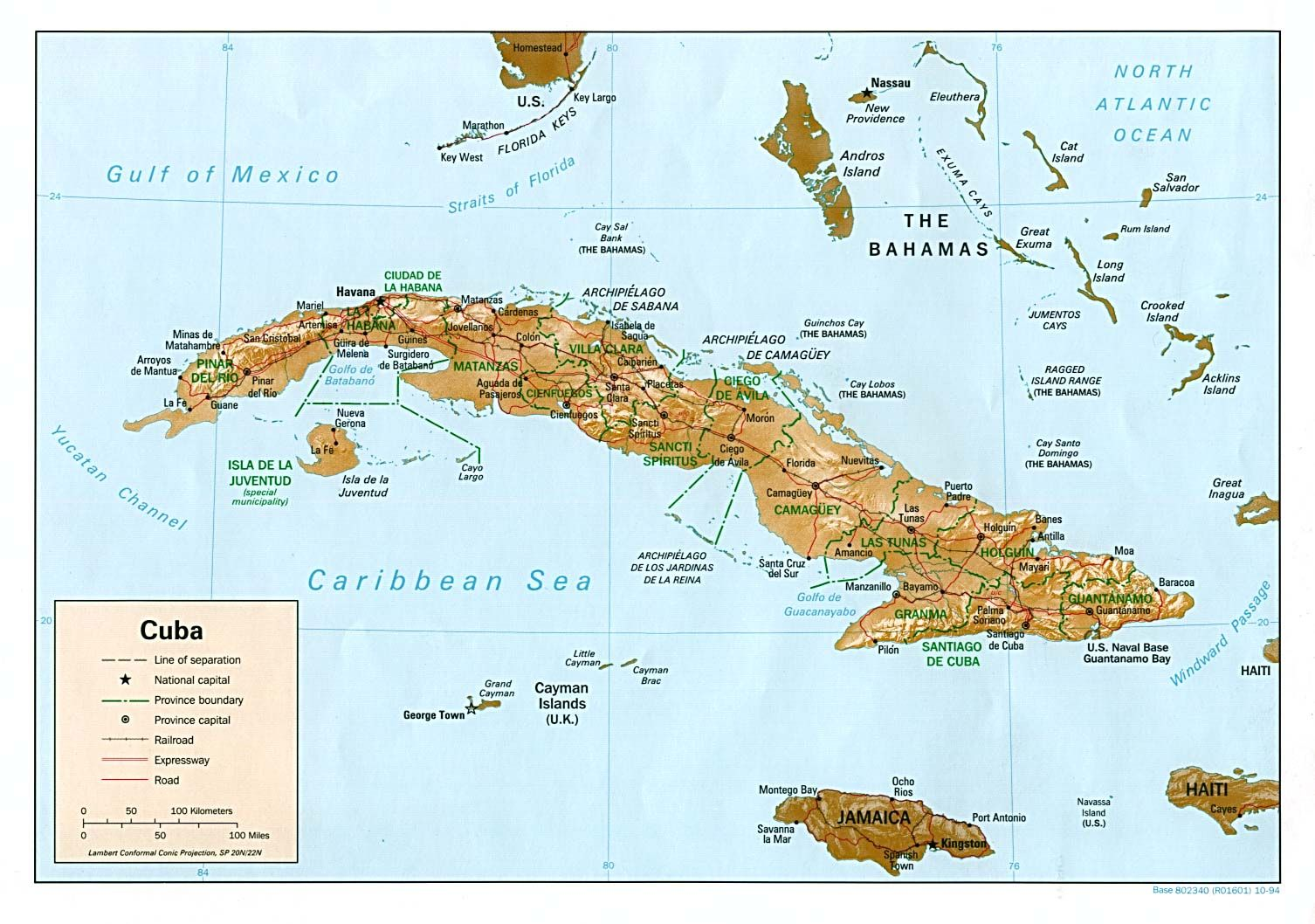 Cuba Maps Perry Castaneda Map Collection Ut Library Online Map Of Cuba Cuba Going To Cuba