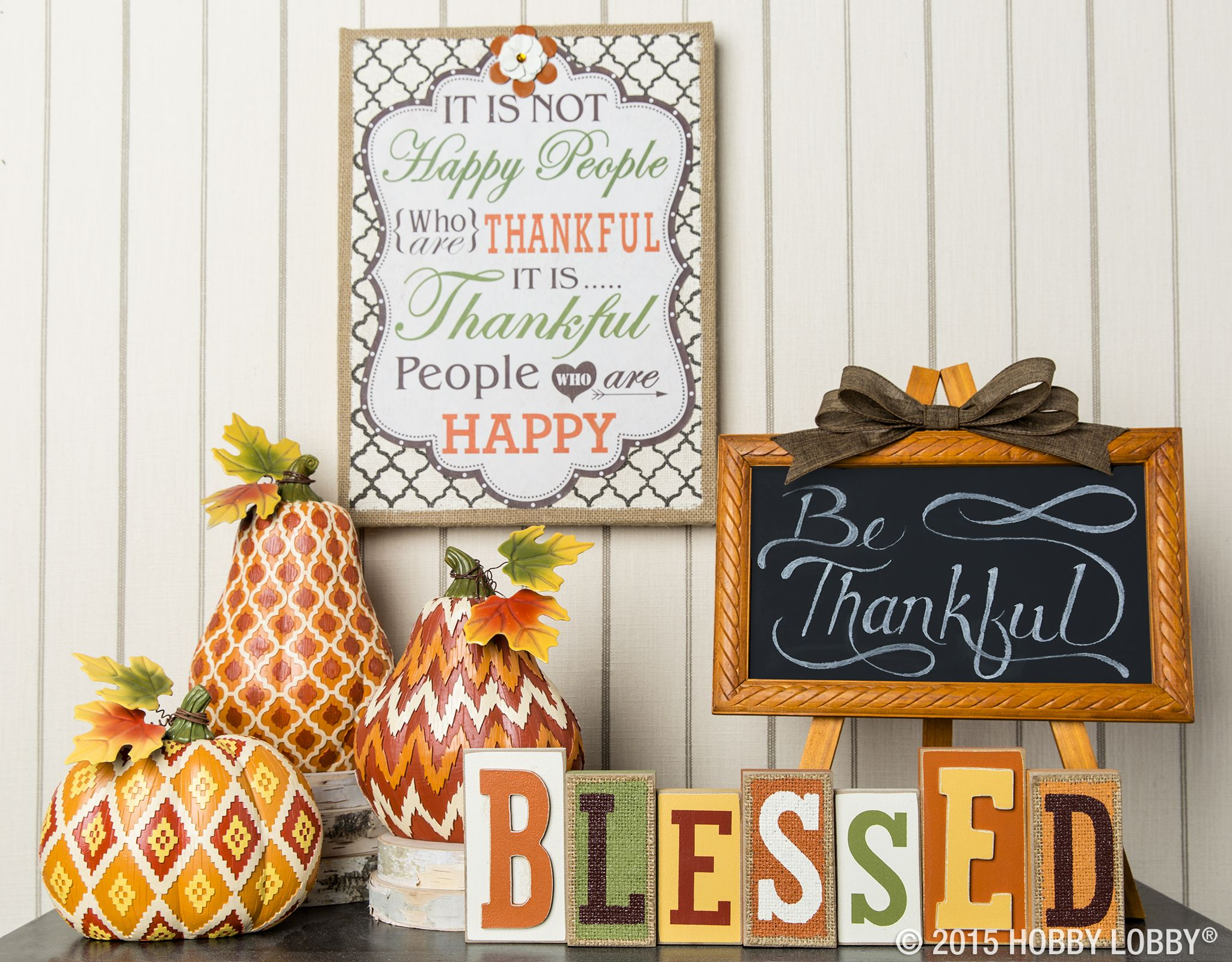 Wishing you a blessed and happy Thanksgiving! What are you thankful - Hobby Lobby Halloween Decorations