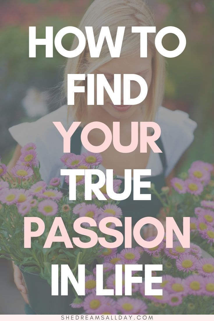 How to find your passion in life and feel fulfilled, happy, more productive and get closer to your dream life. How to find your why and your true calling. #personaldevelopment #goals #passion #dreamlife