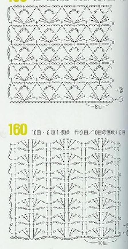 262 crochet patterns | Crochet | Pinterest | Ganchillo, Puntadas y ...