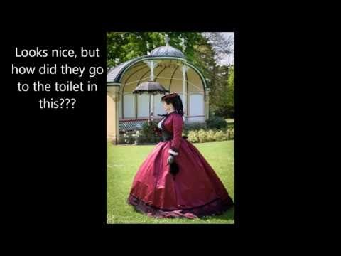 I Can t Be the Only One who Wonders How Victorian Women Used the Toilet…  be0ea7240