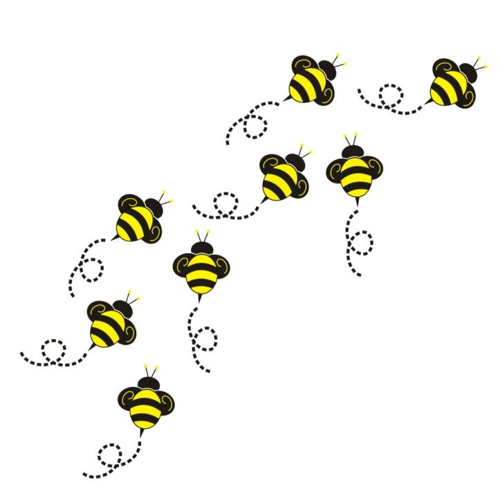 flying bumble bee clip art flying bees animals pinterest rh pinterest com bees clip art free bees clip art free