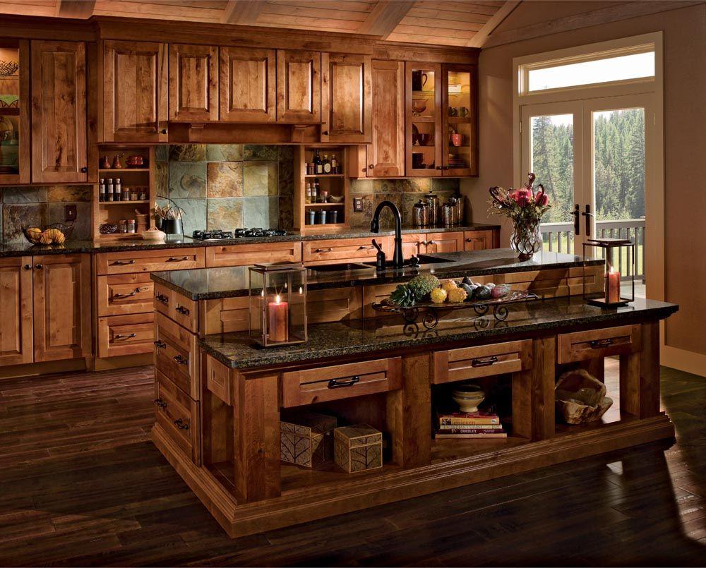 Kitchen Ideas | cocinas rusticas | Pinterest | Cocinas, Cabañas y ...
