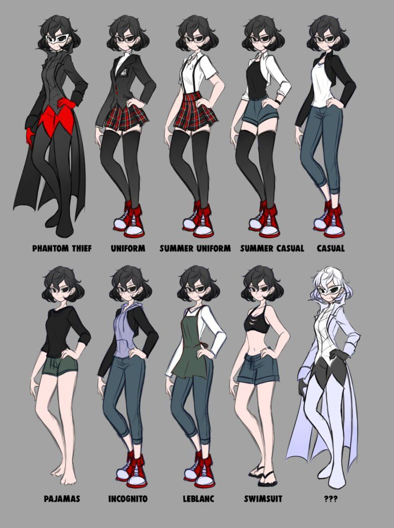Akira Kurusu Concept By Https Www Deviantart Com Ayza Chan On Deviantart Character Art Character Design Drawings