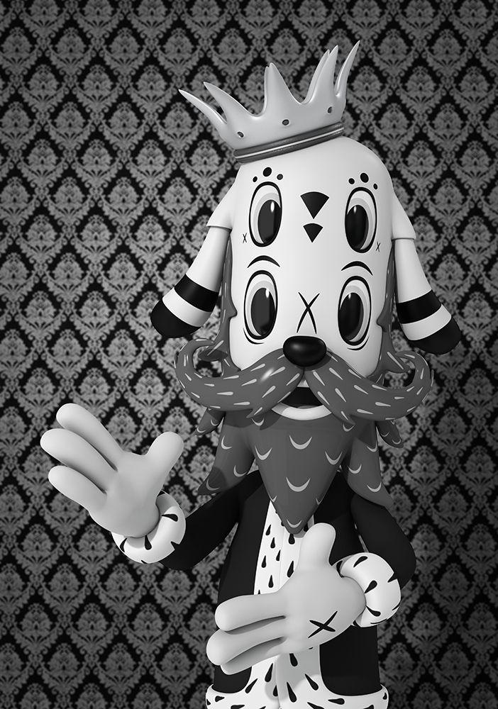 http://theodoru.cgsociety.org/art/king-modo-black-photoshop-white-cartoon-popartoons-theodoru-character-design-new-creatures-3d-1235130