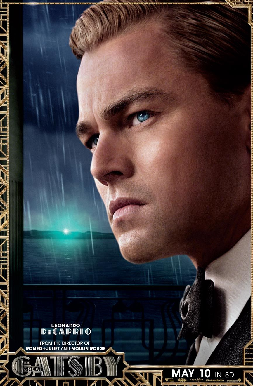 The most talked about man in town and a celebrity in his own right - Jay Gatsby, played by Leonardo DiCaprio. Make sure to catch this enigmatic persona in 'Great Gatsby'. In cinemas, 17th May 2013.