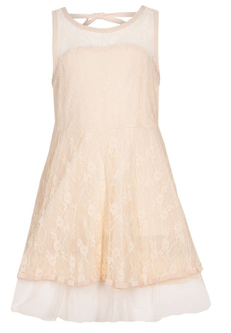 Robe blanche molly bracken fille