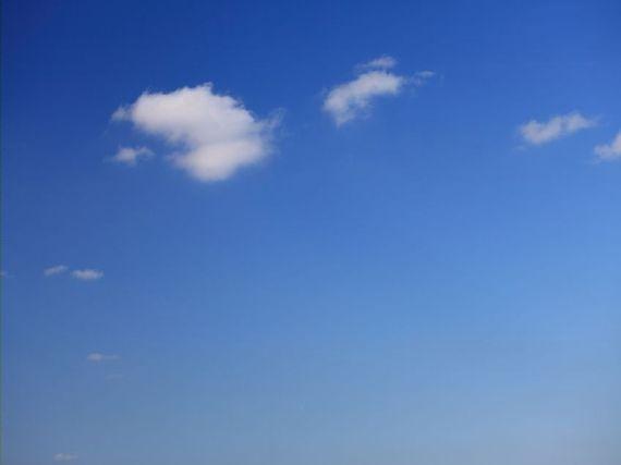 Cuando el cielo esta en silencio