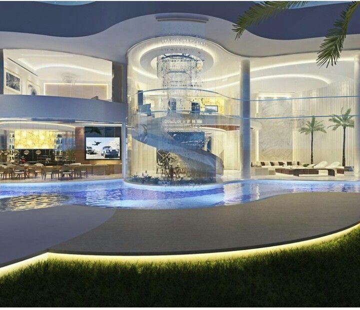 Häuser Mit Pool, Luxushäuser, Mädchenzimmer, Haus Innenräume, Hauspläne,  Haus Design,