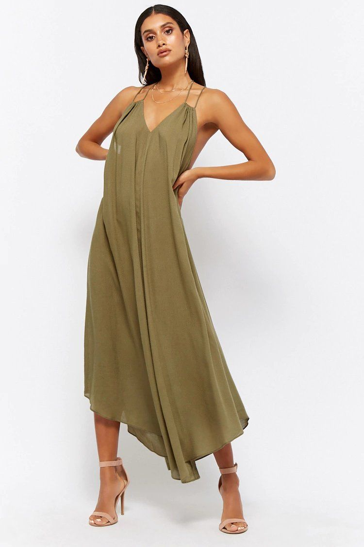 Product Name Strappy Maxi Dress Category Dress Price 35 Dresses Maxi Dresses Casual Strappy Maxi Dress [ 1125 x 750 Pixel ]