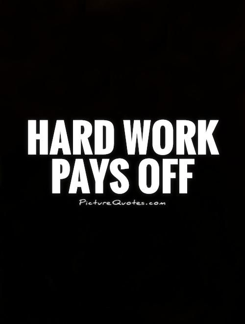 Quotes Hard Work