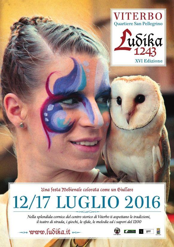 Italia Medievale: Ludica 1243 XVI edizione a Viterbo