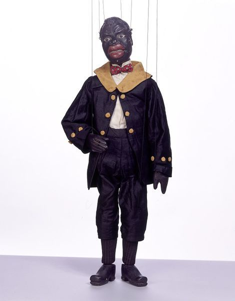 Marionette, 1870s-1890s (made), Lincolnshire, Tiller family marionette company | V&A