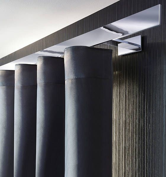 Rundstangen Gardinenstange Gardinen Vorhange Modern