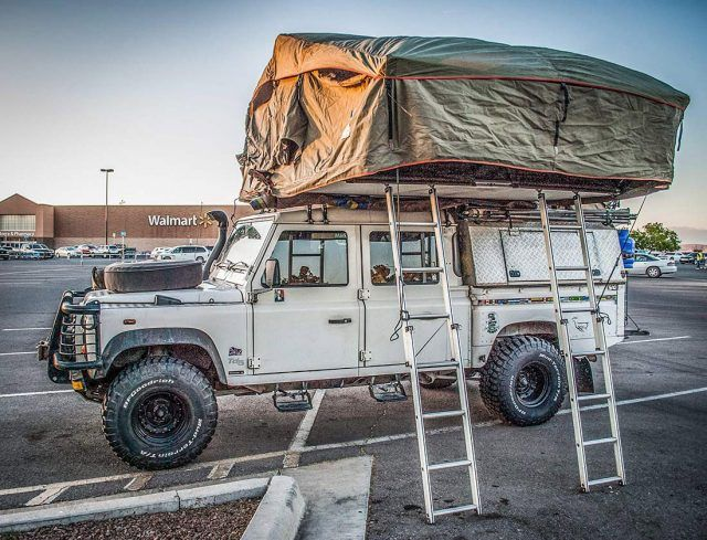 How to Thrive in a Roof Top Tent -- Once you have it dialed & How to Thrive in a Roof Top Tent -- Once you have it dialed there ... memphite.com