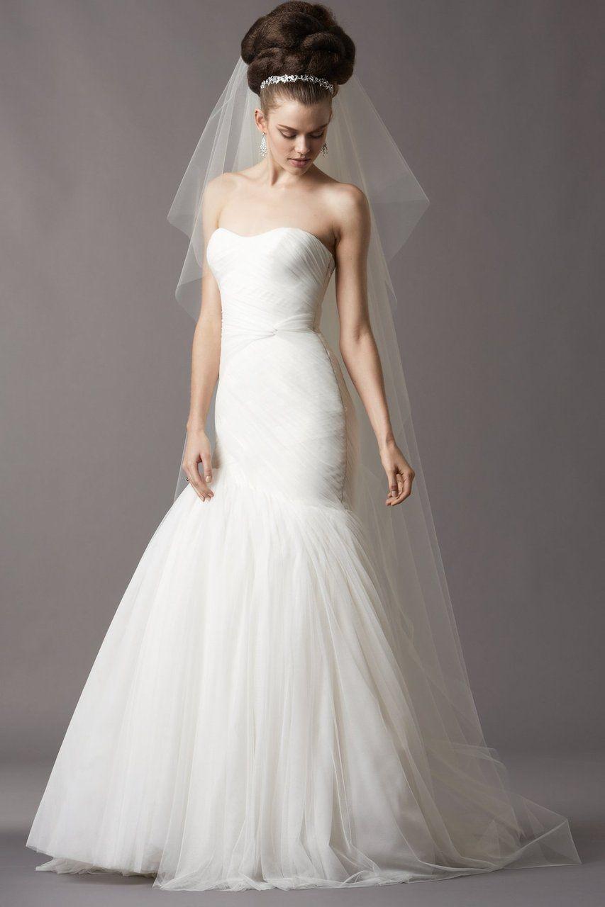 Blush bridal watters talulah style b