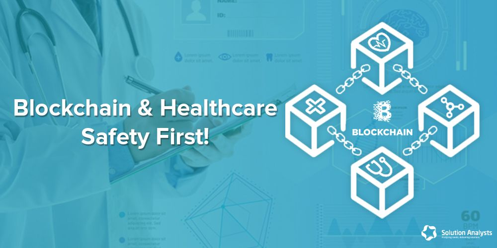 How The Blockchain Technology Influences Healthcare Industry Blockchain Technology Blockchain Health Care