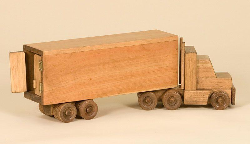Trucks Enjoy Making Wooden Toys Plans And Patterns For Trucks