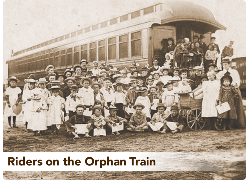 Orphan Train Essay Topics & Writing Assignments
