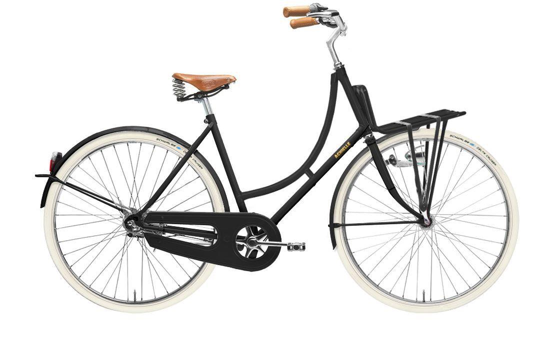 Achielle Craighton Pick Up Damenrad Handgebaut In Flandern