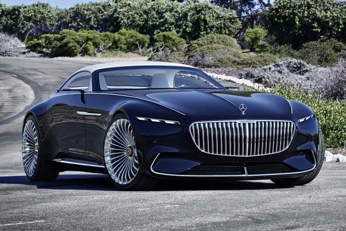 Sweet Vision Mercedes Maybach 6 Cabriolet In 2020 Met