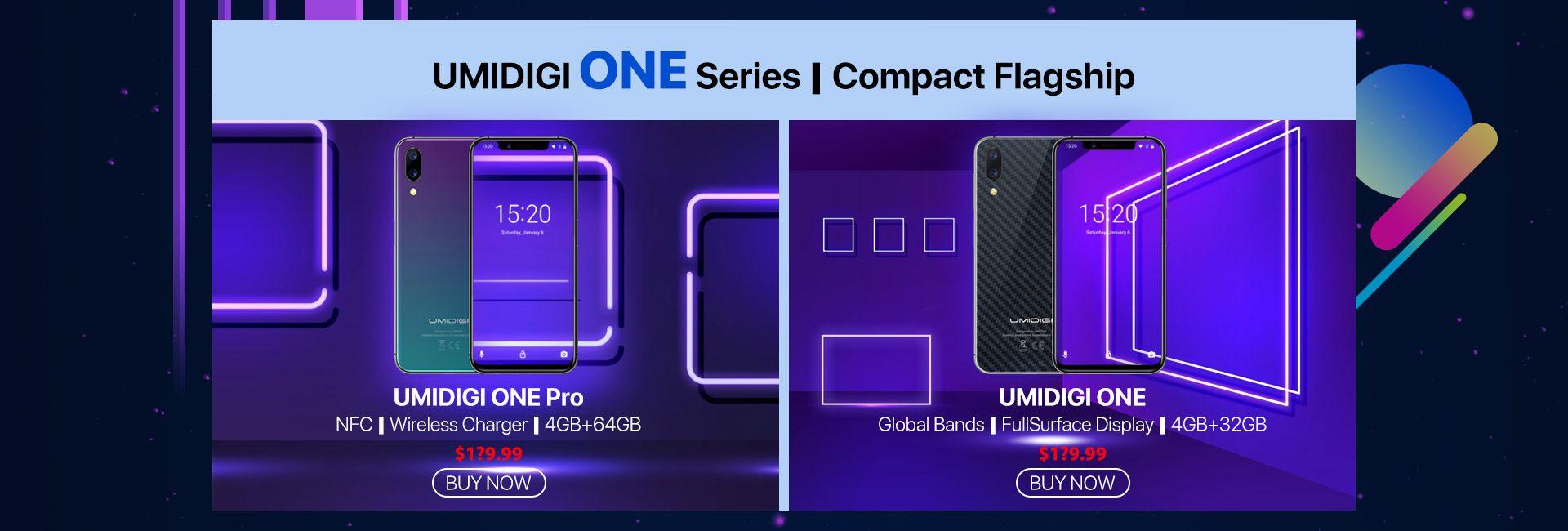 UMIDIGI One Pro Global Band 5 9