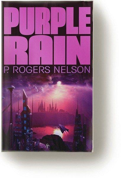 Christoph Gowans S Record Albums As Book Covers Purple Rain Prince Purple Rain Album Book
