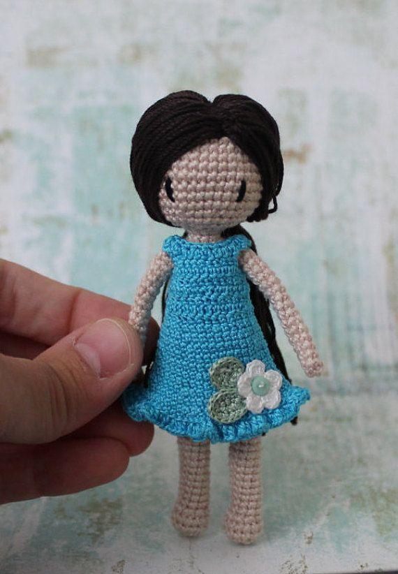 Pattern Bundle Crochet Doll Pattern Amigurumi Doll Crochet