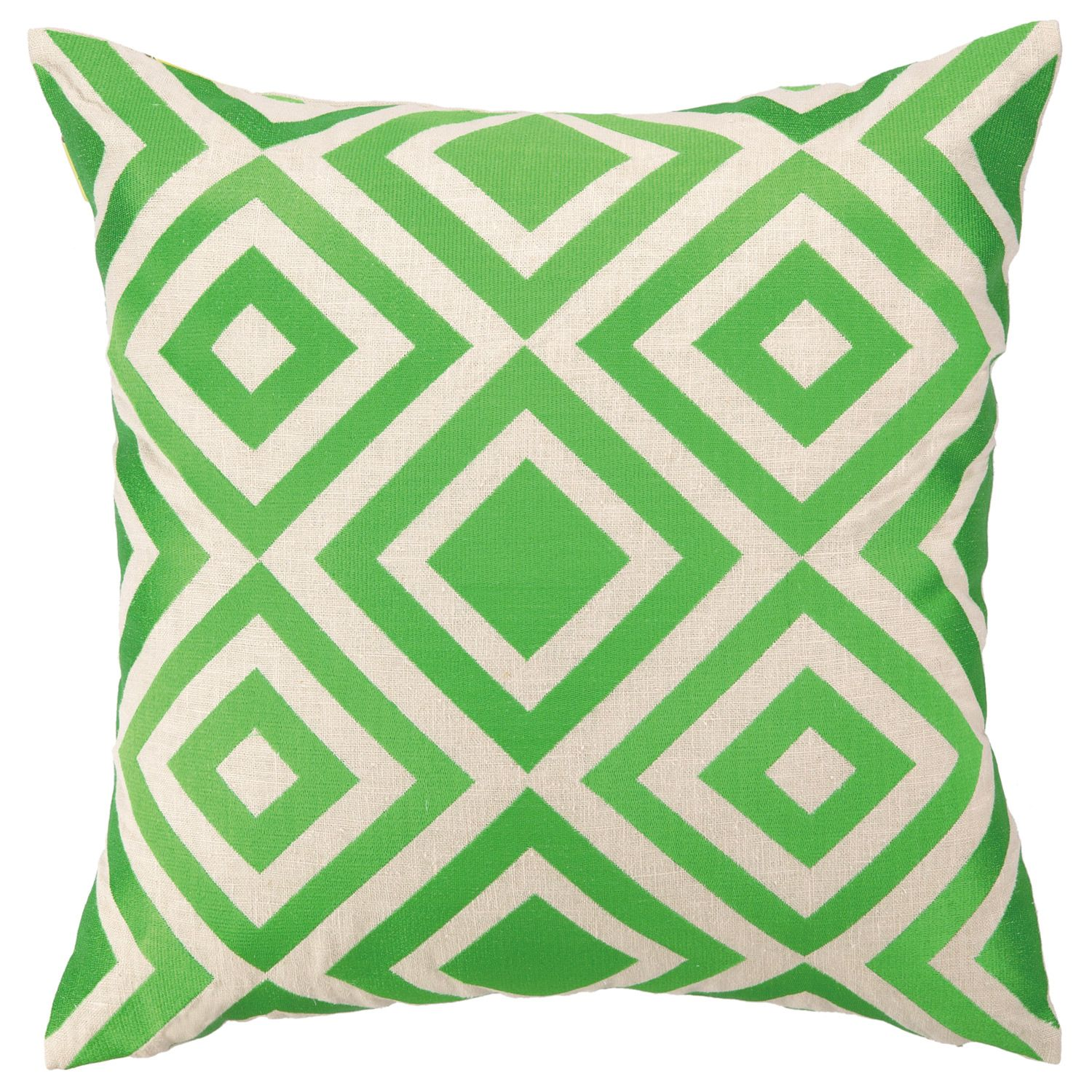 decorative square abstract peacock pillow w blue turk trina pillows