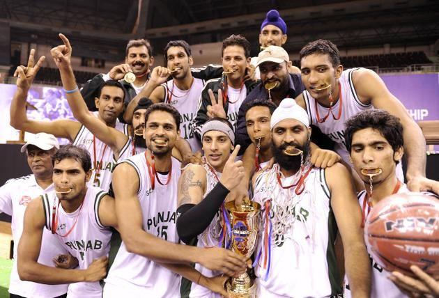 Punjab Ends Its Thirteen Year Wait Punjab Basketball Teams Men