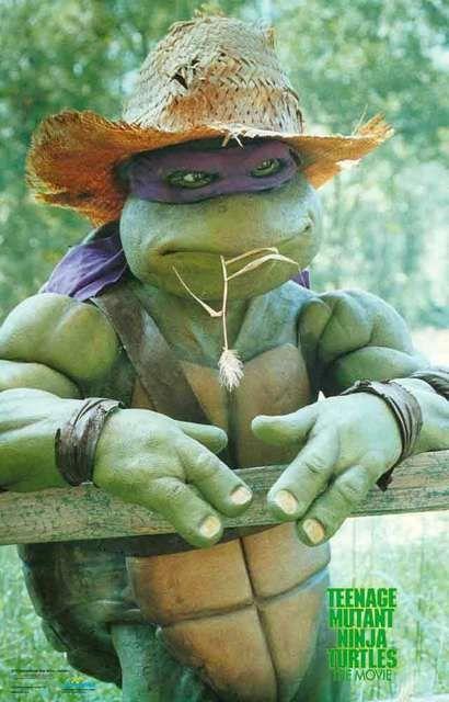 Teenage Mutant Ninja Turtles Donatello Poster 11x17 In 2020