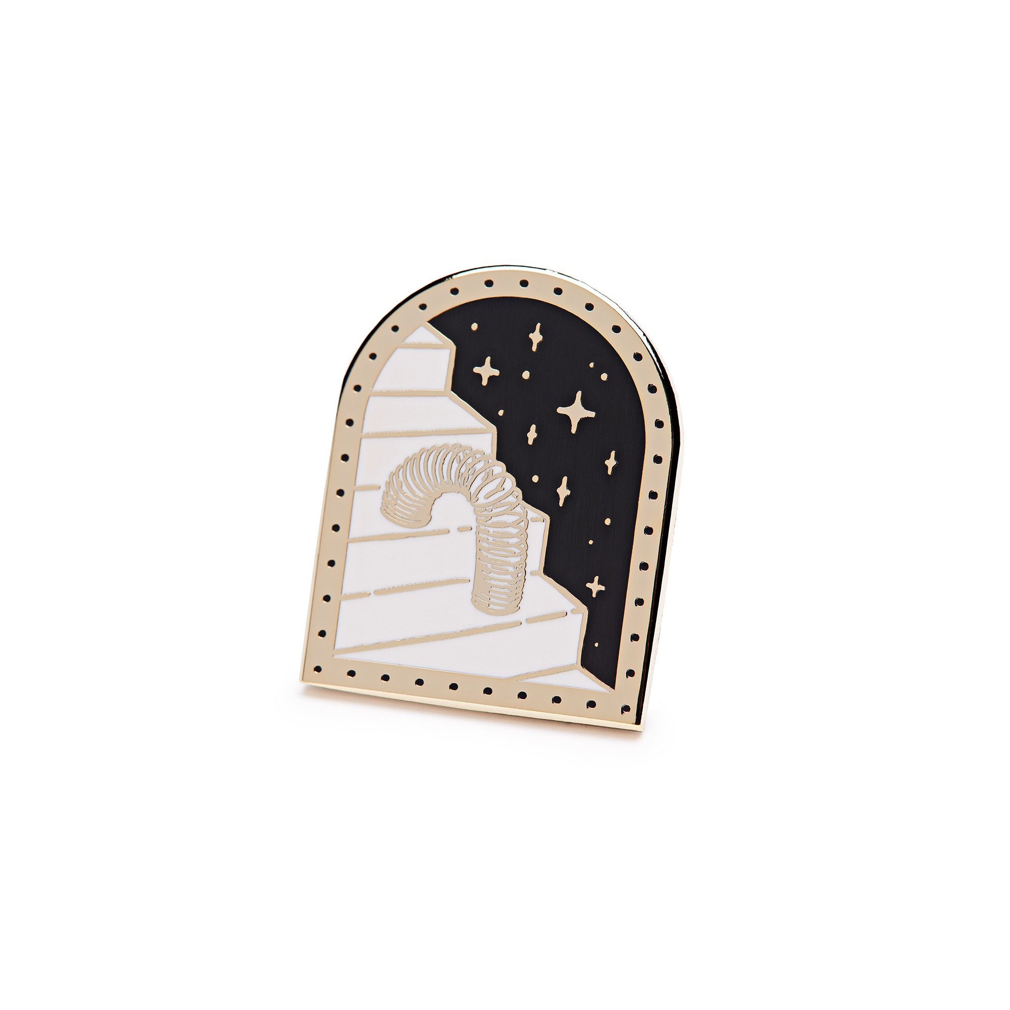 Stairway to Heaven Pin from Mean Folk