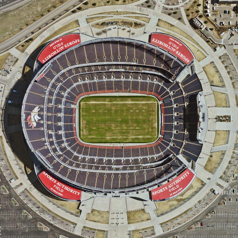 Sports Authority Field; Denver, Colorado Sports
