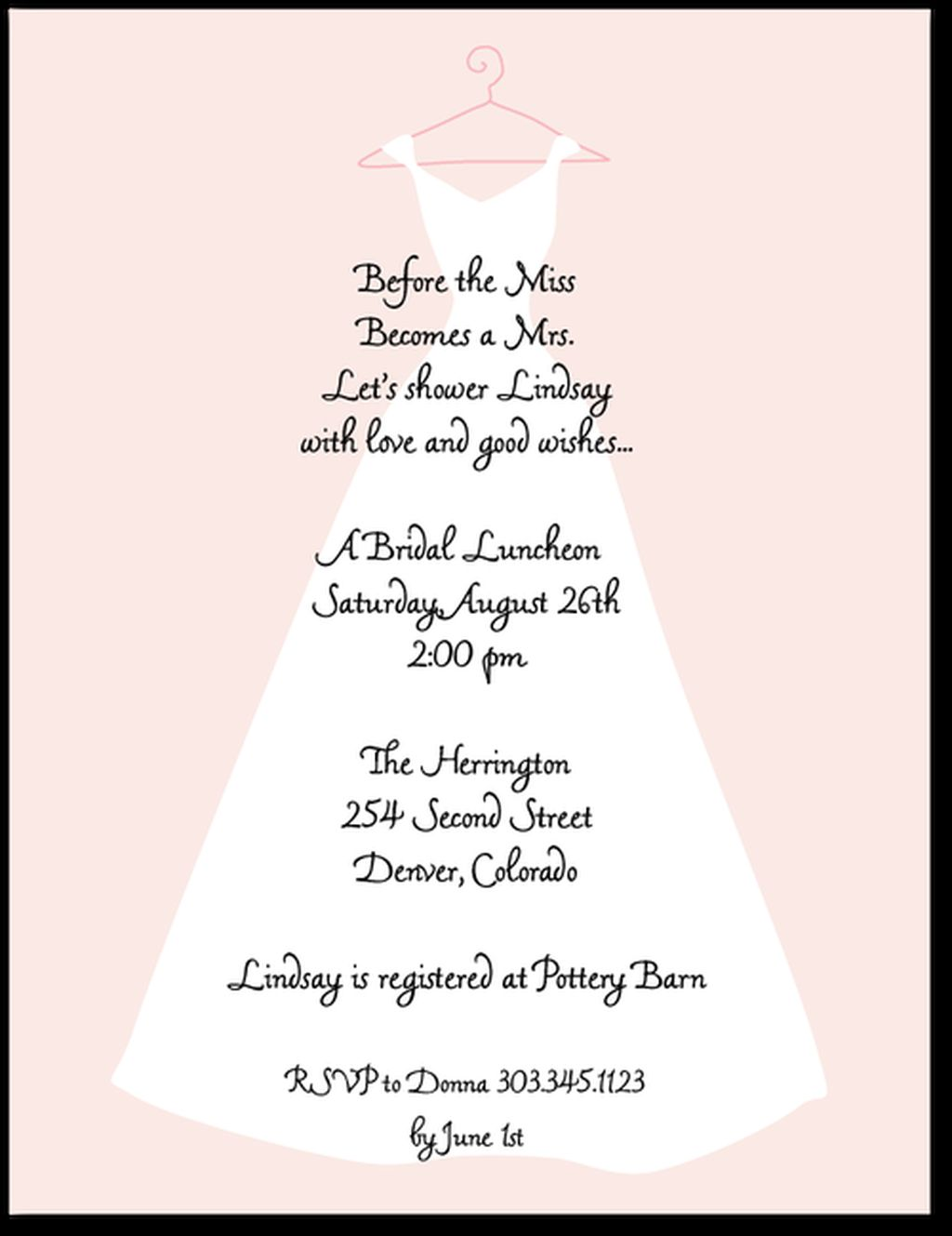 nice 52 best classic bridal shower invitations you can try httpsviscawedding