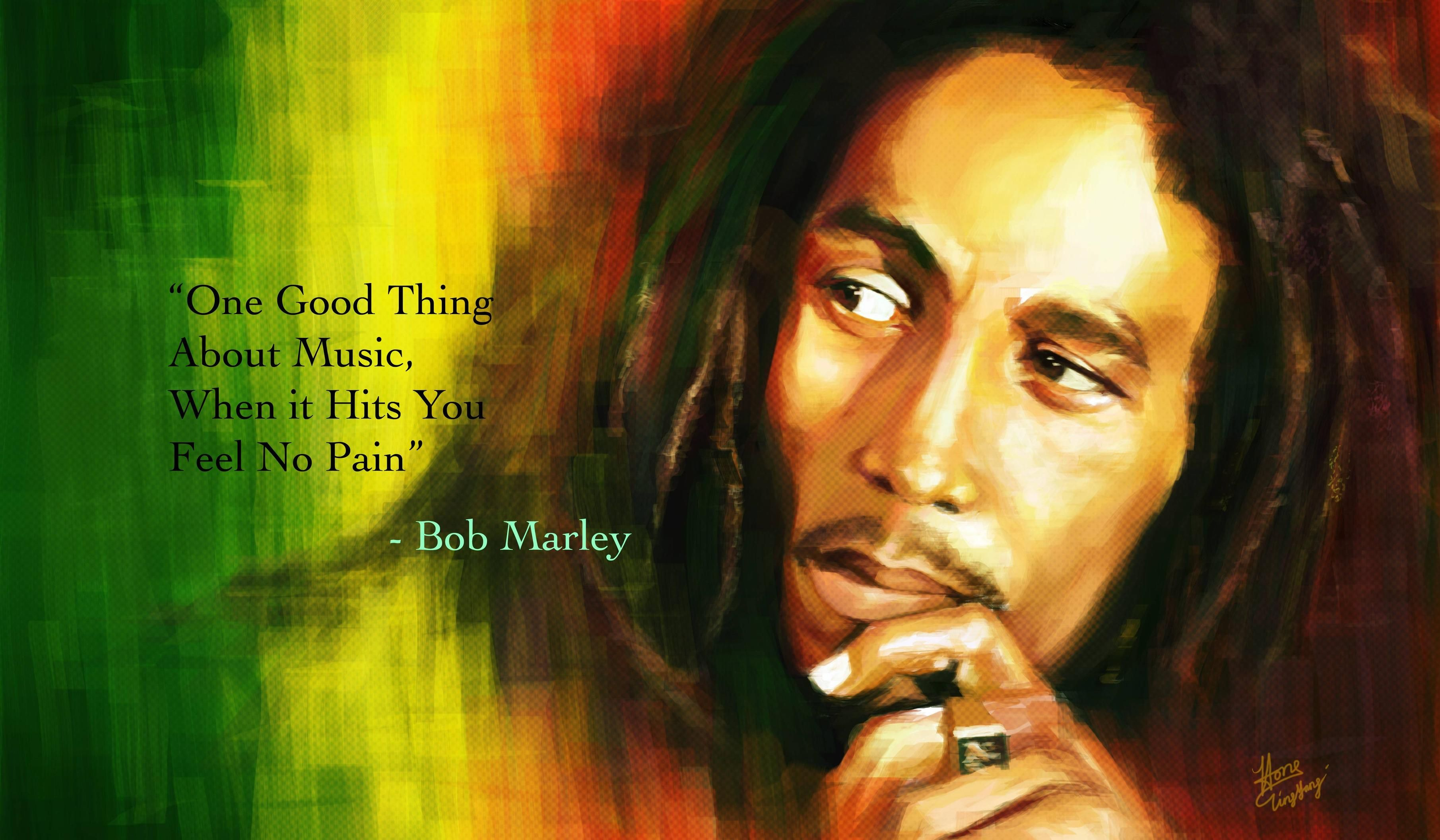 Inspirational Jamaican Quotes Bob Marley Quotes Hd Wallpaper 701