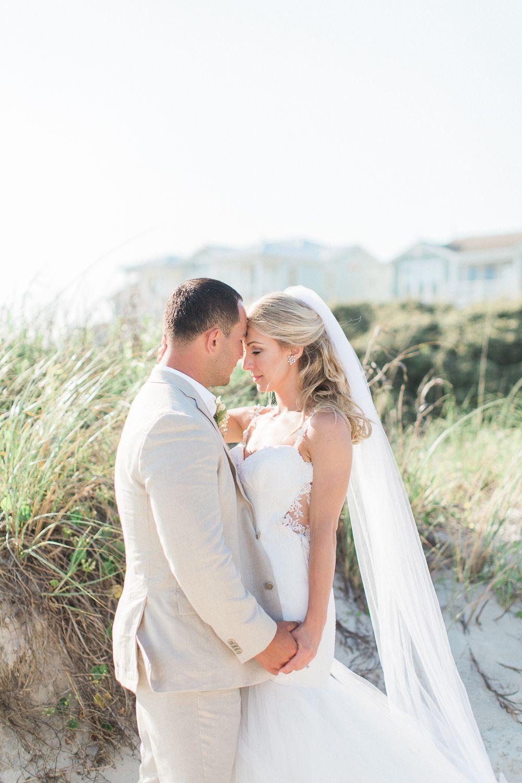 PAIGE + CHRIS / ST JAMES PLANTATION WEDDING oak island wedding ...