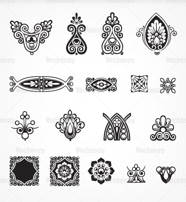 26++ Ornament vectors information
