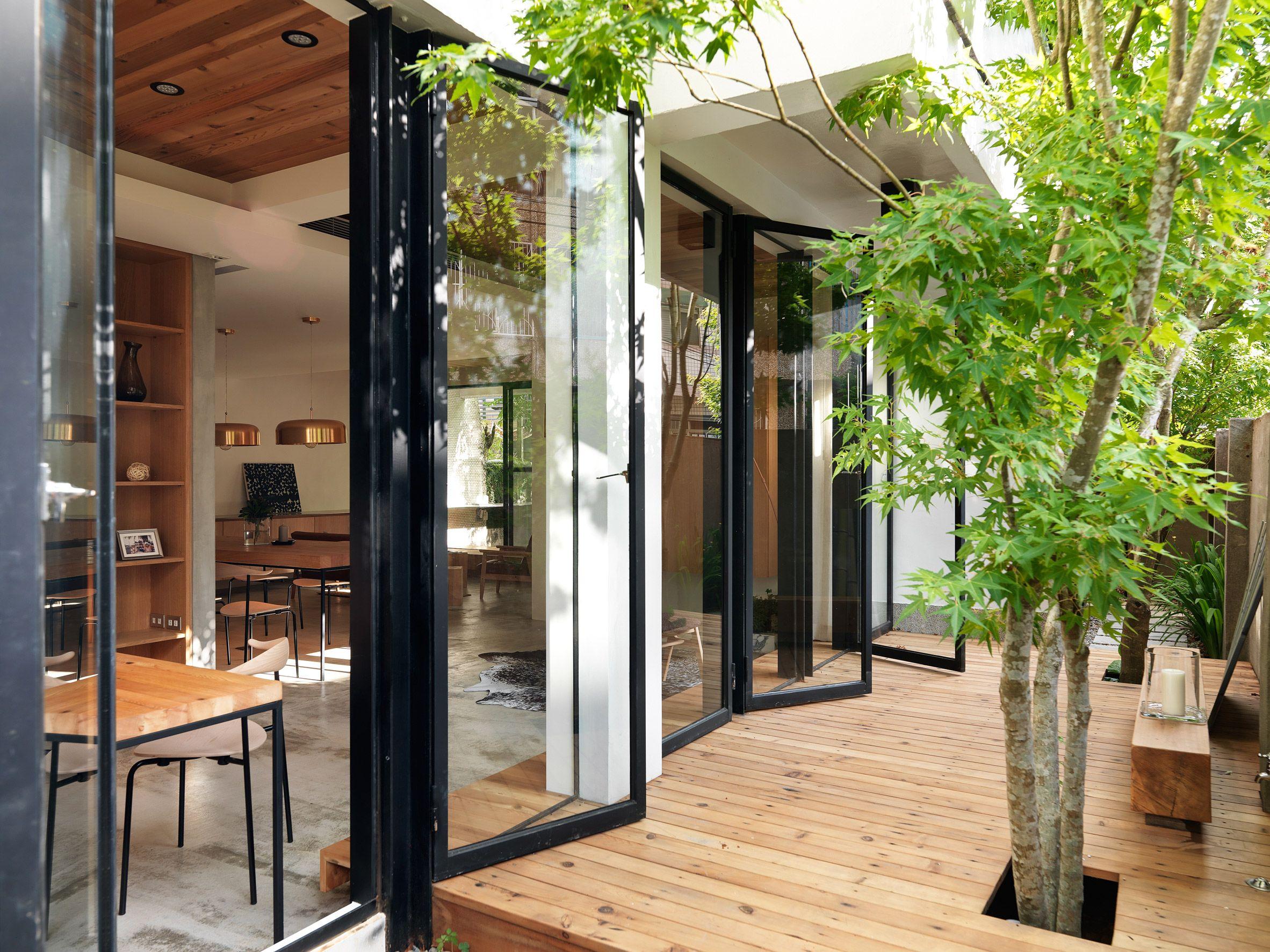 Wabi Sabi House By Soar Design 1960s House Interiror Design Minimalism Interior