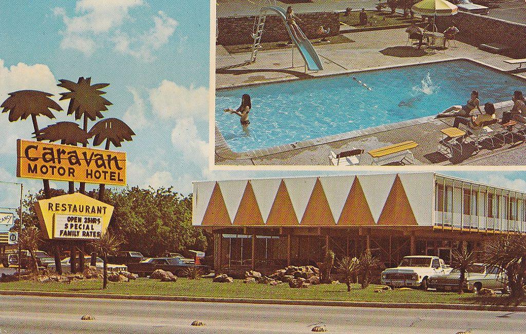 Caravan Motor Hotel Arlington Texas Arlington Texas Arlington Grand Prairie