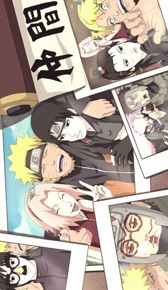 Naruto Series #narutowallpaper
