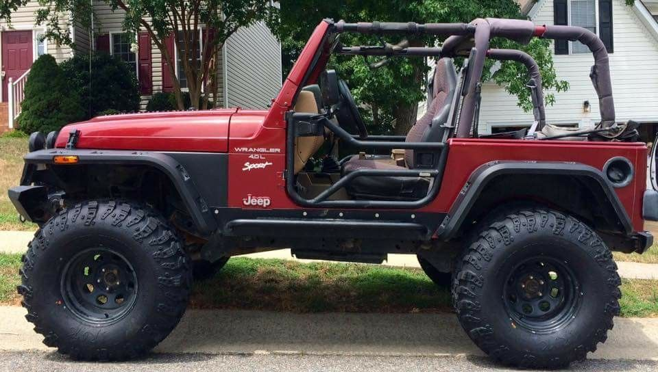 For Sale 98 Tj Richmond Virginia Jeep Cj Jeep Wrangler Tj Jeep