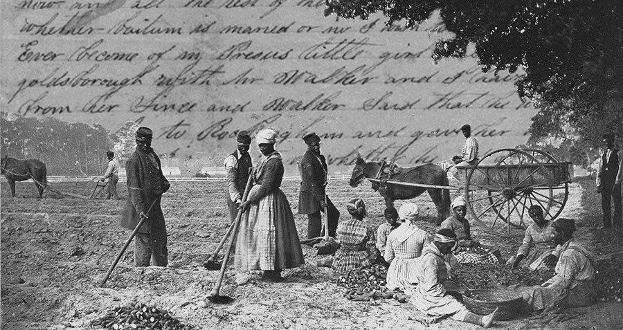Powerful Letters From Former Slaves To Their Old Masters