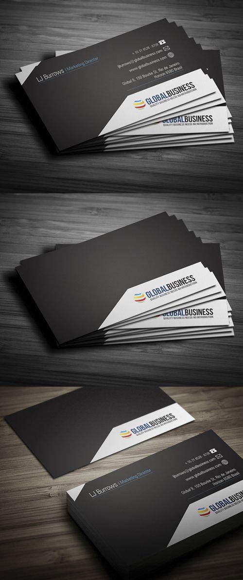 Modern Premium Business Cards Design 21 Business Card Design Creative Business Cards Creative Business Card Design